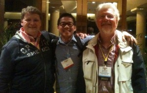Dr. Neil Gunther, Karl Arao and me